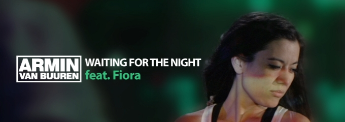 Armin van Buuren feat. Fiora   Waiting For The Night