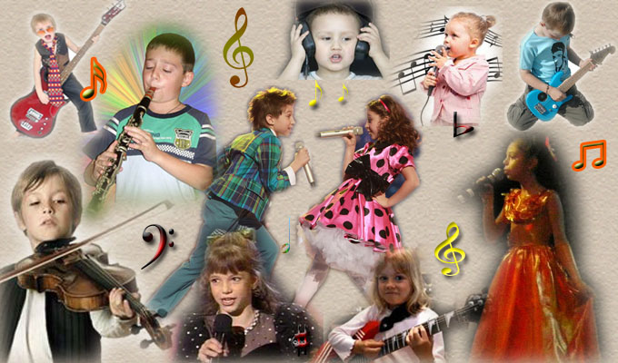 kids music-David
