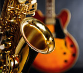 saxophone-and-guitar